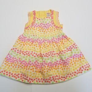 Gymboree flower dress size 18-24 months